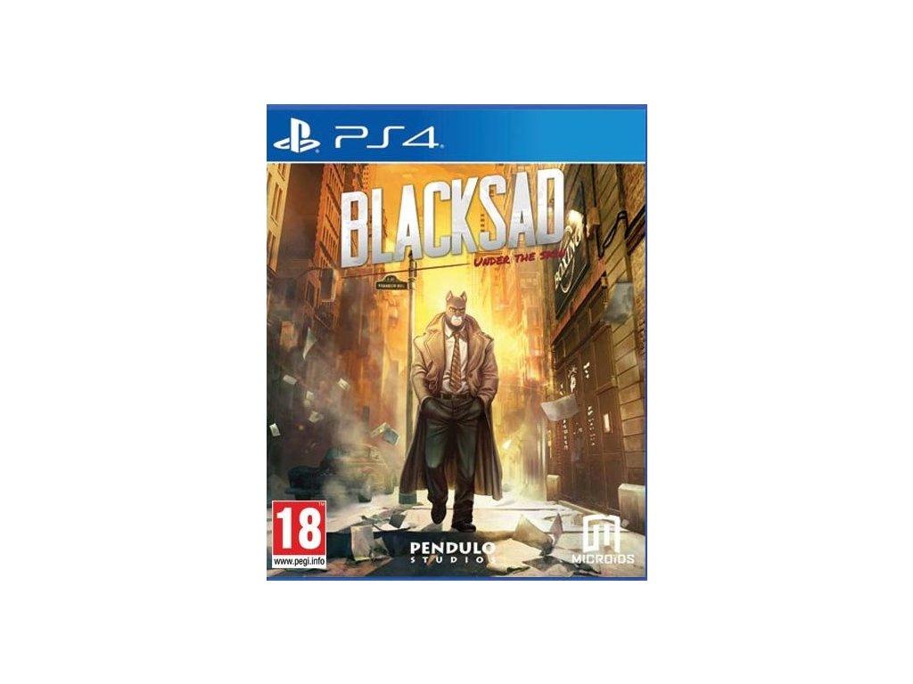PS4 Blacksad Under the Skin