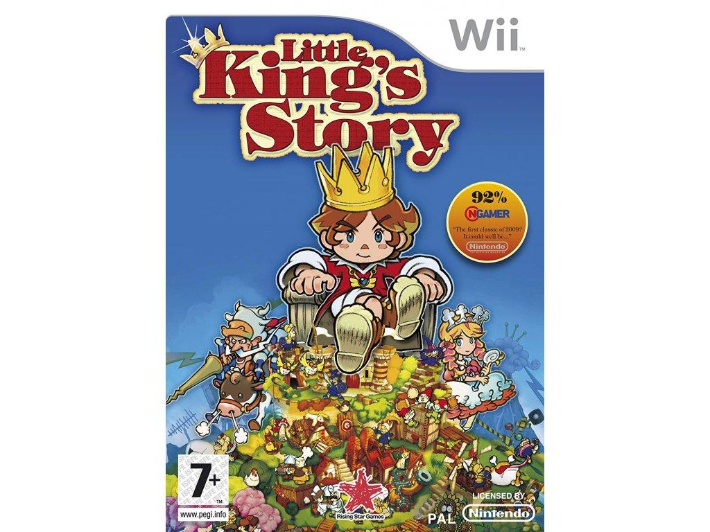 Wii Little Kings Story