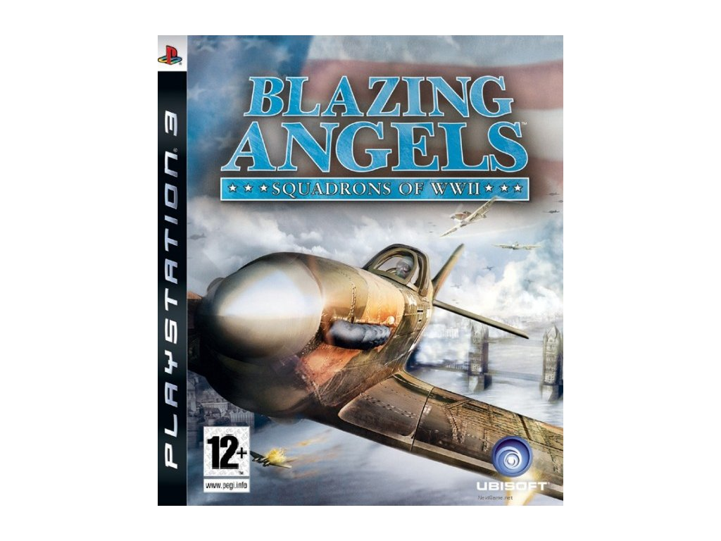 PS3 Blazing Angels Squadrons of WW2