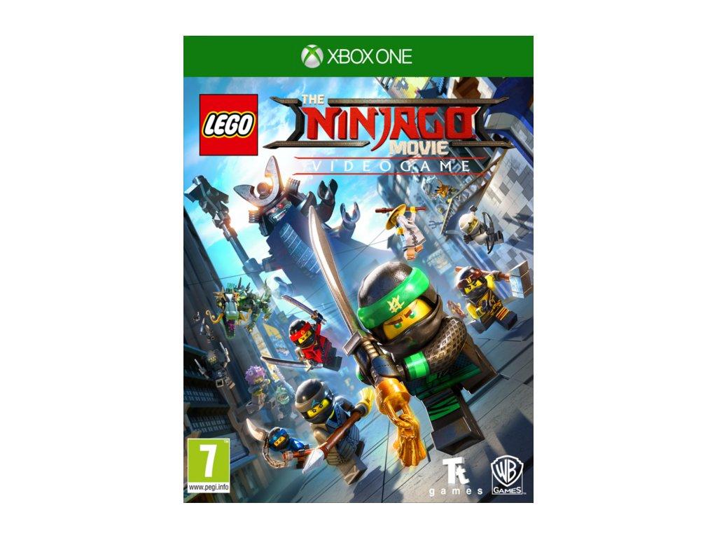 XONE LEGO The Ninjago Movie Video Game Nové