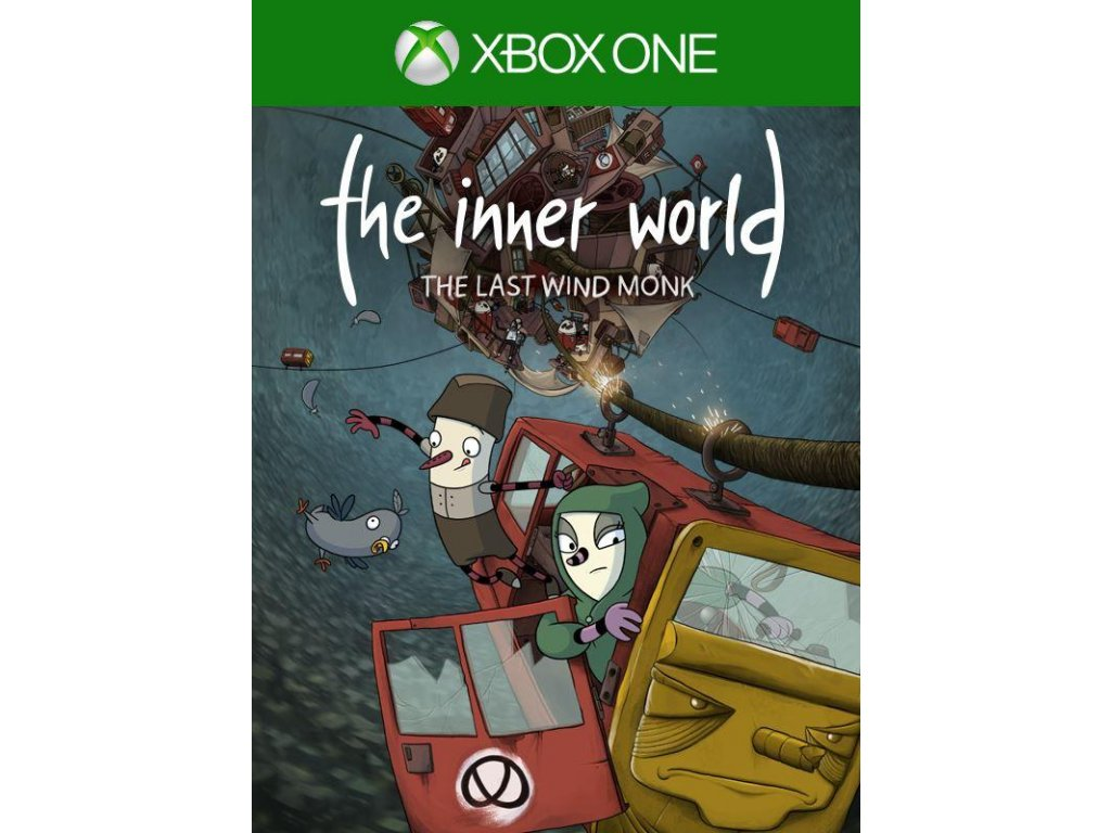 XONE The Inner World The Last Wind Monk