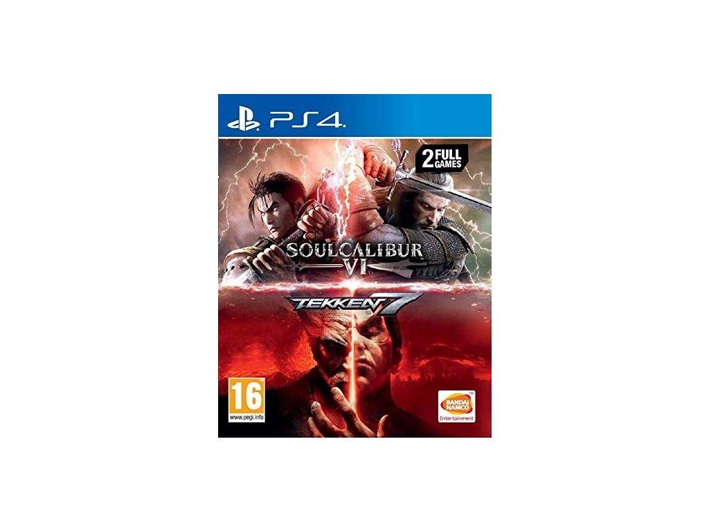 PS4 SoulCalibur VI + Tekken 7