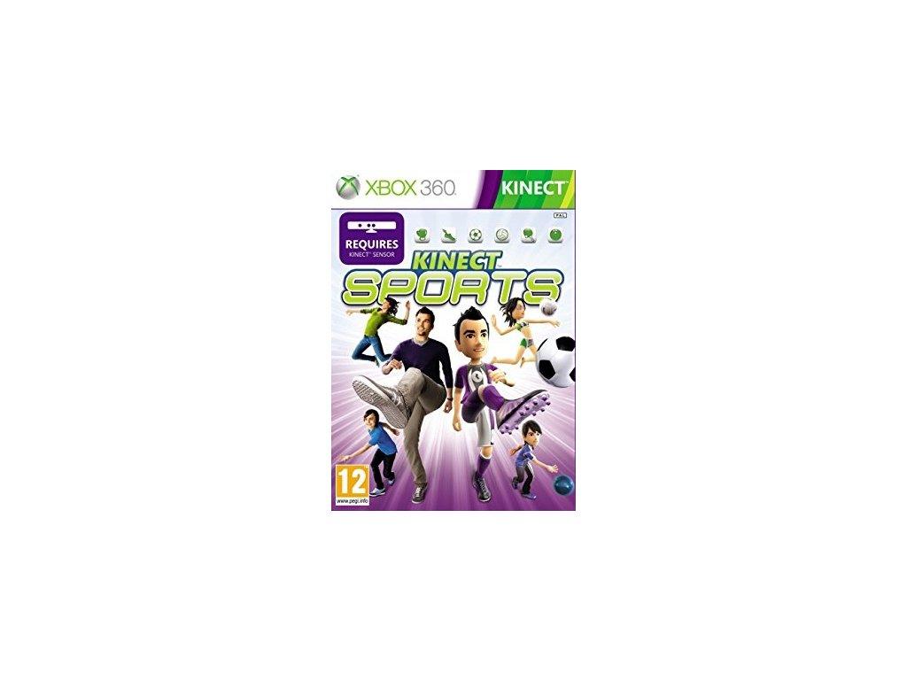 X360 Kinect Sports