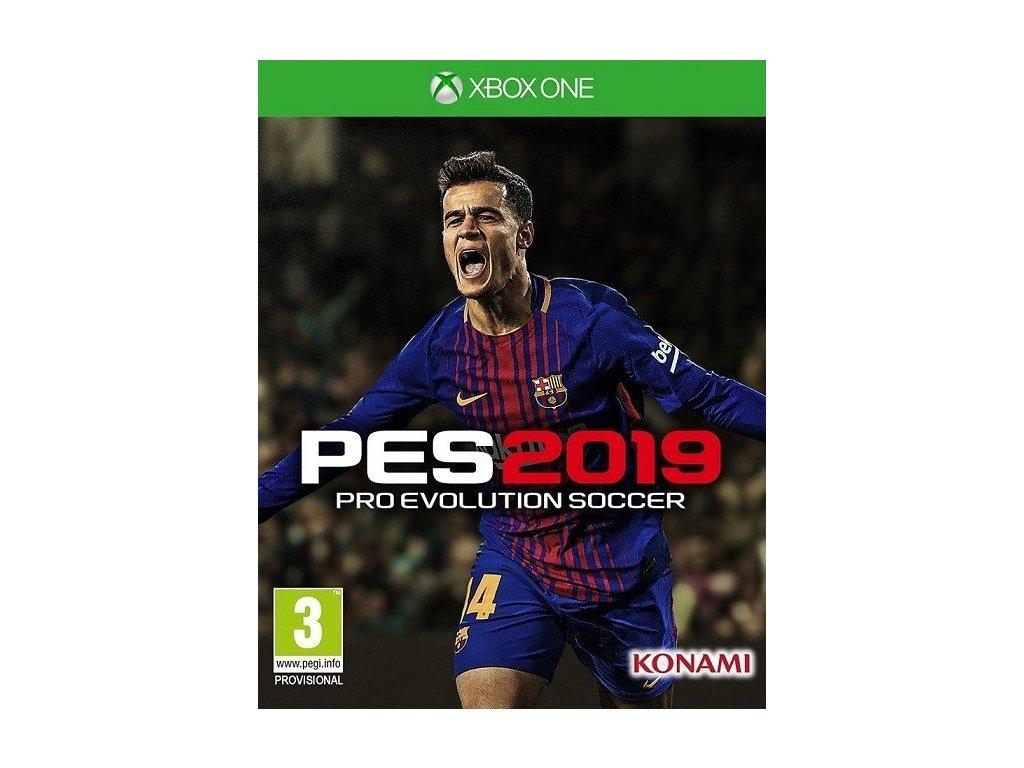 XONE Pro Evolution Soccer 2019