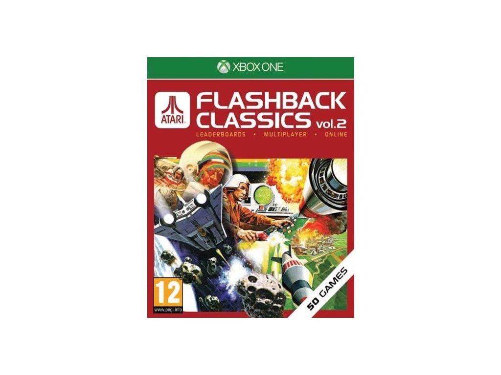 XONE Atari Flashback Classics vol. 2