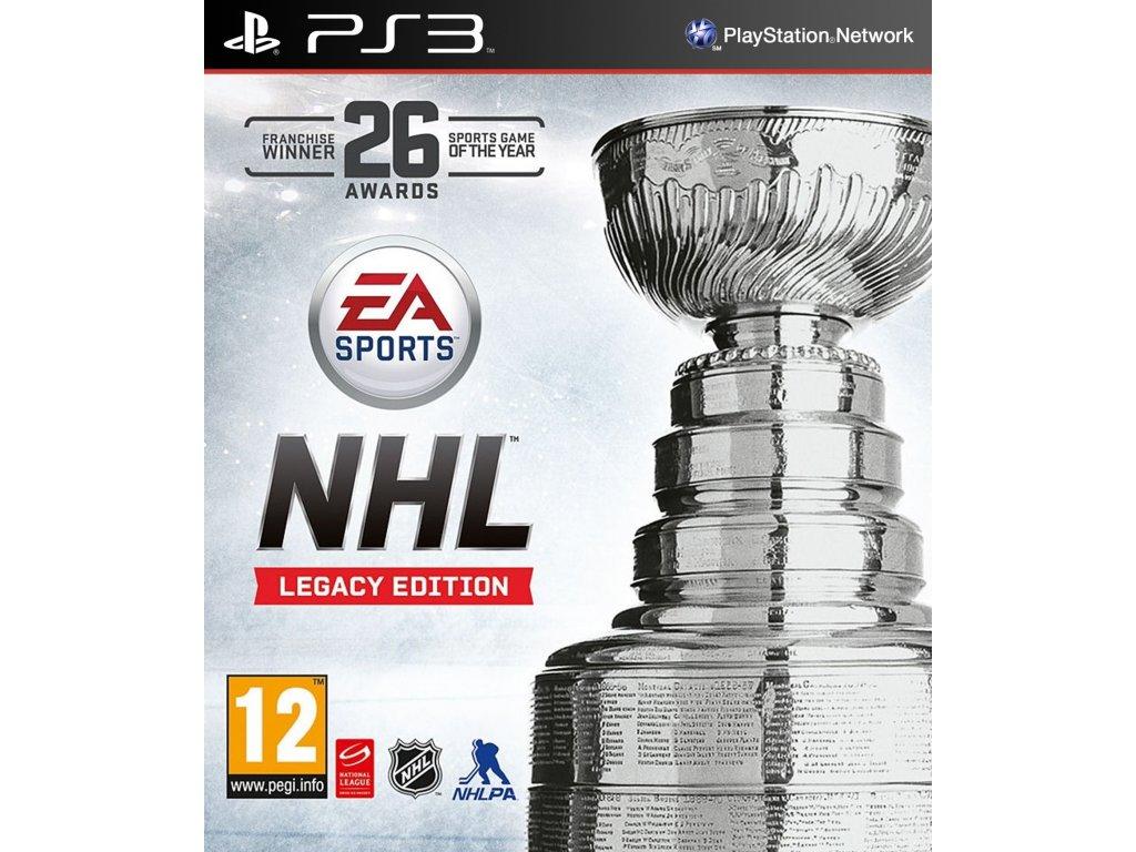 PS3 NHL 16 Legacy Edition CZ