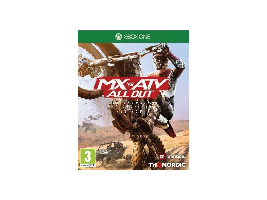 XONE MX vs ATV All Out