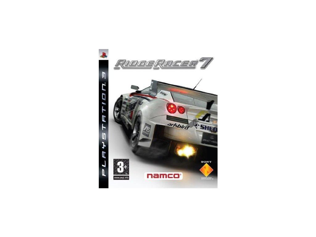 PS3 Ridge Racer 7