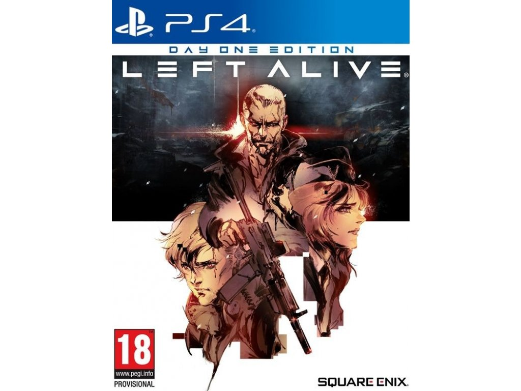 PS4 Left Alive Day One Edition