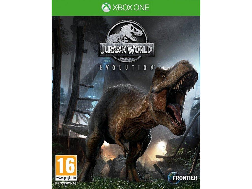 XONE Jurassic World Evolution