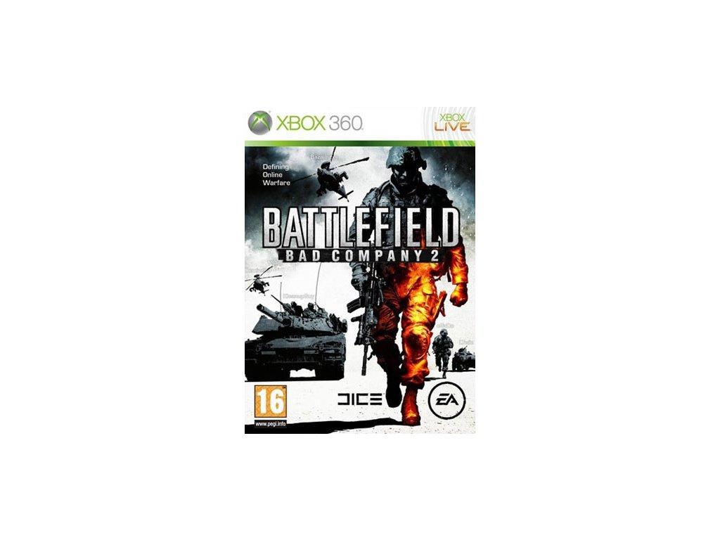 X360 Battlefield Bad Company 2