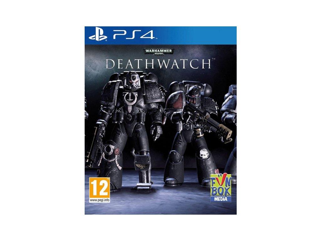 PS4 Warhammer 40000 Deathwatch