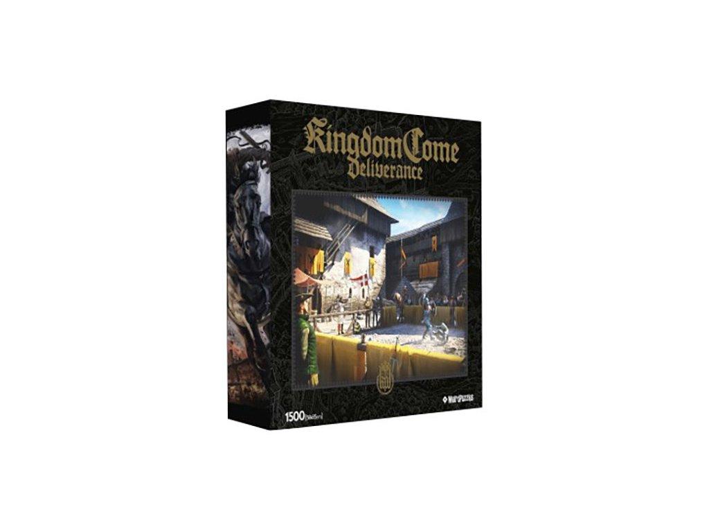 Puzzle Kingdom Come 1500 dílků Deliverance 3 Kolbiště