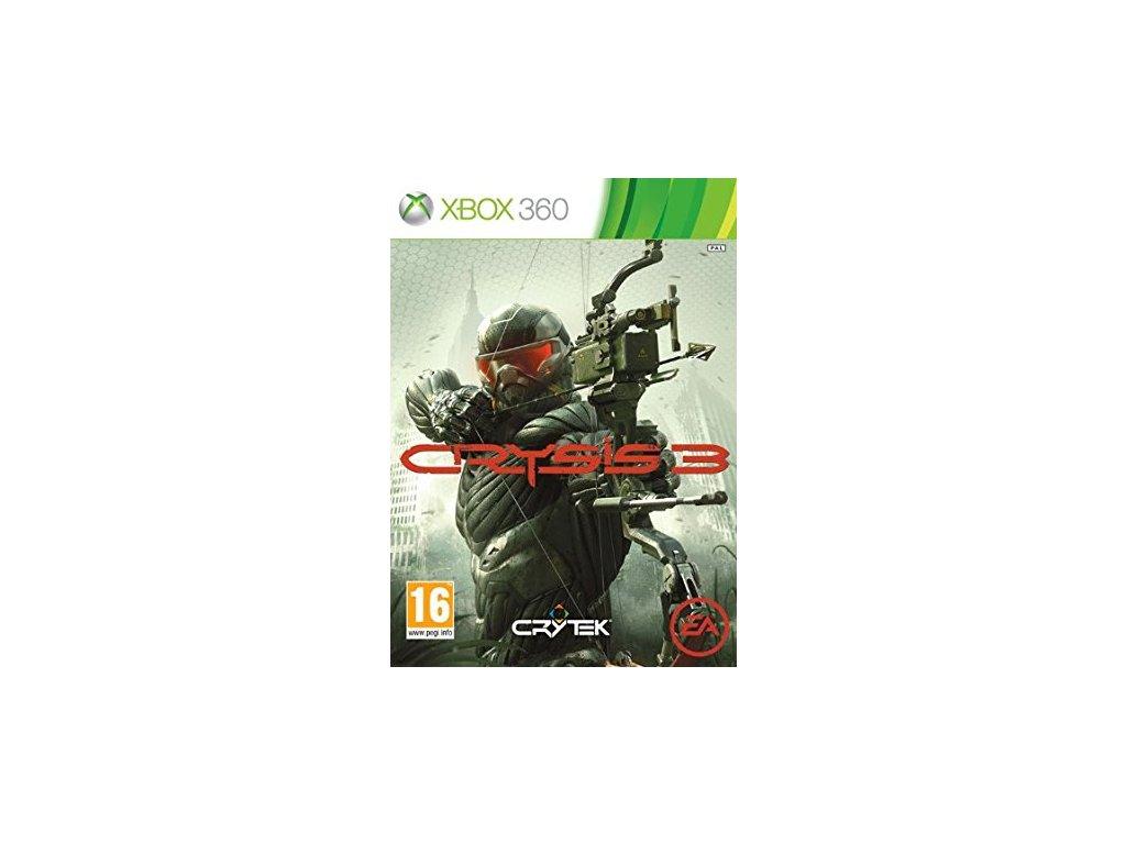 X360 Crysis 3