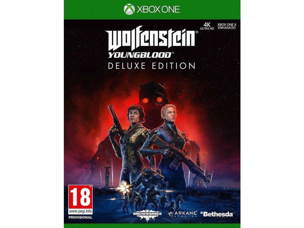 XONE Wolfenstein Youngblood Deluxe Edition