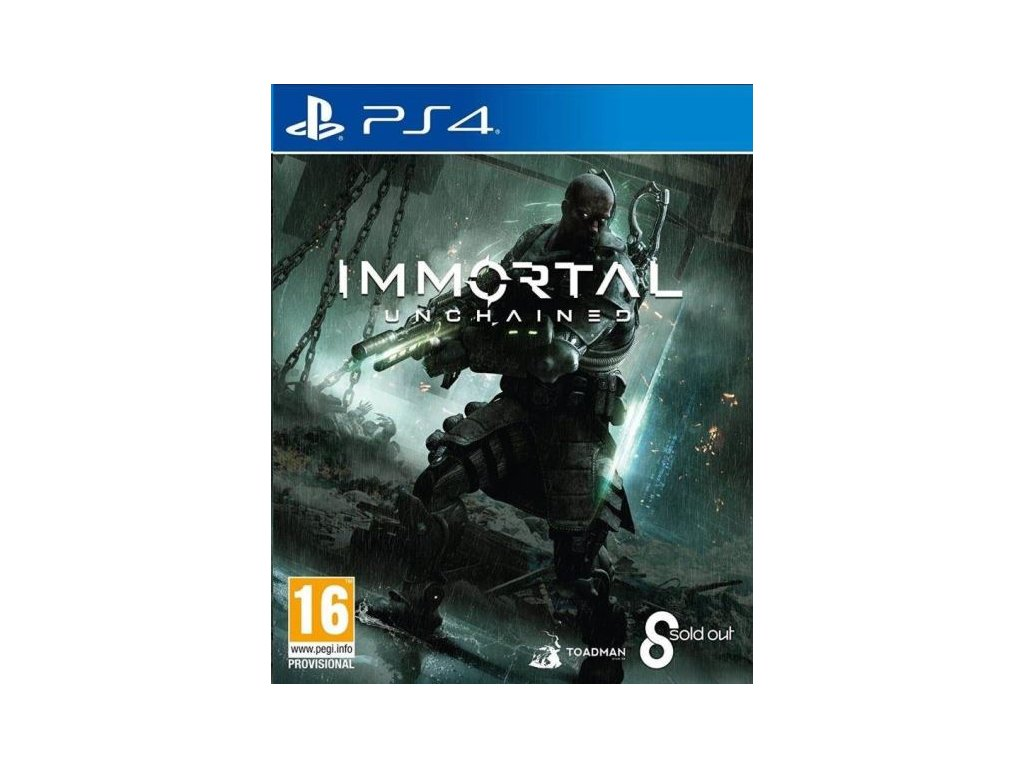 PS4 Immortal Unchained