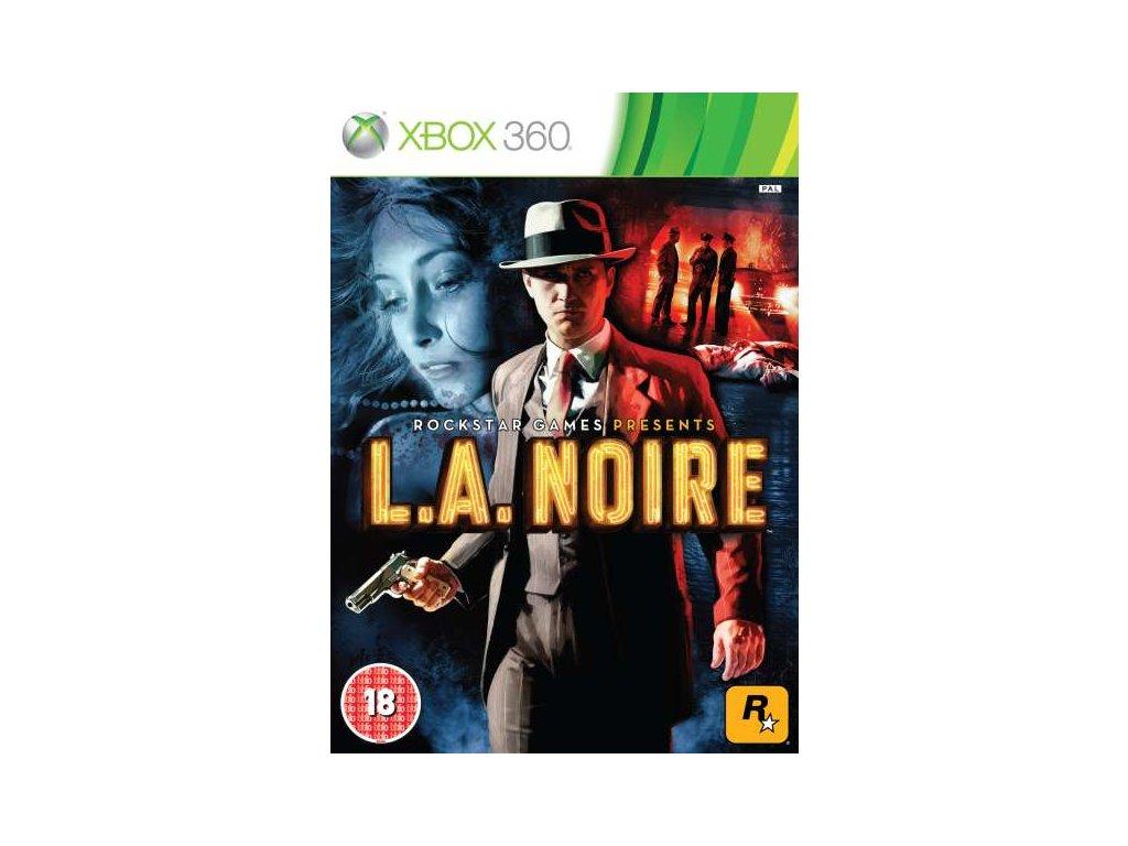 X360 L.A. Noire