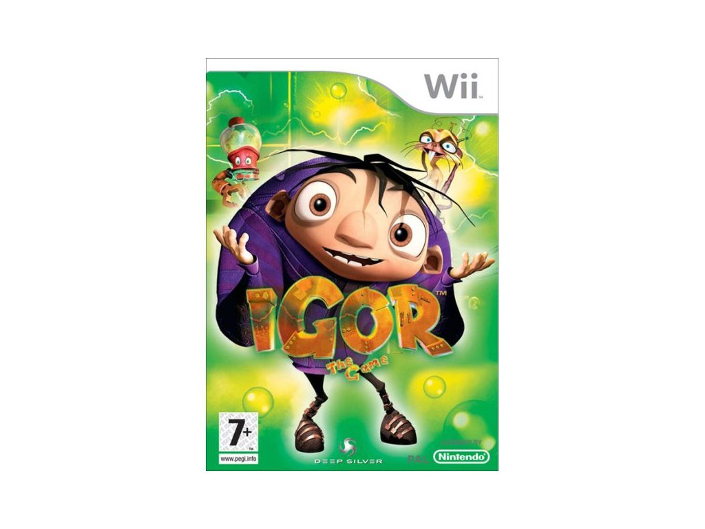 Wii Igor the game