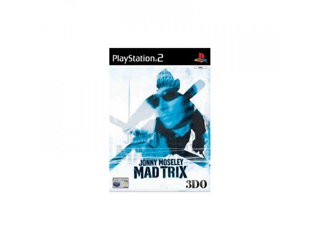 PS2 Jonny Moseley Mad Trix