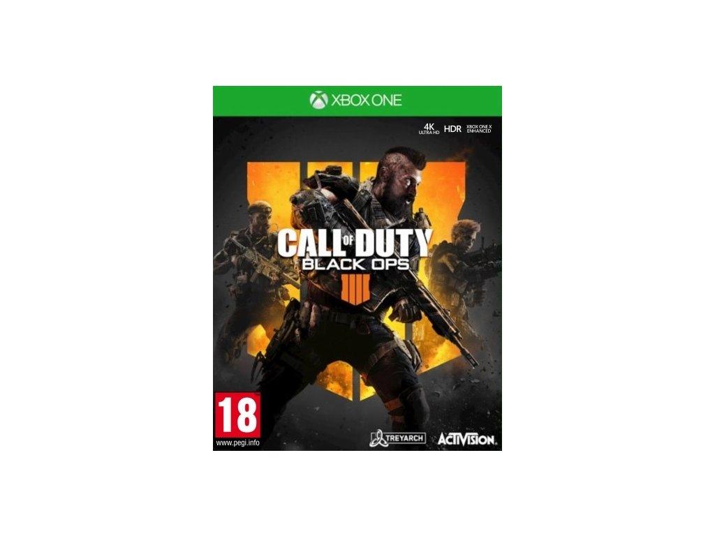 XONE Call of Duty Black Ops 4