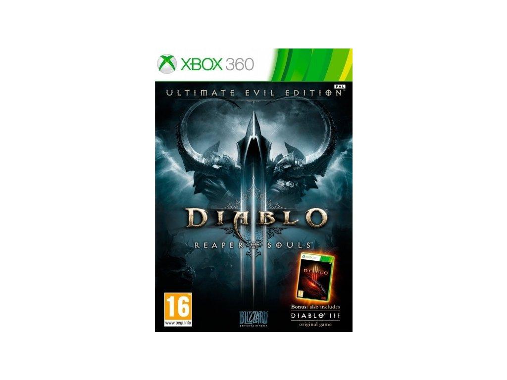 X360 Diablo 3 Reaper of Souls Ultimate Evil Edition