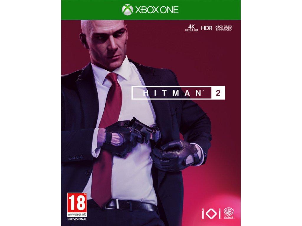 XONE Hitman 2