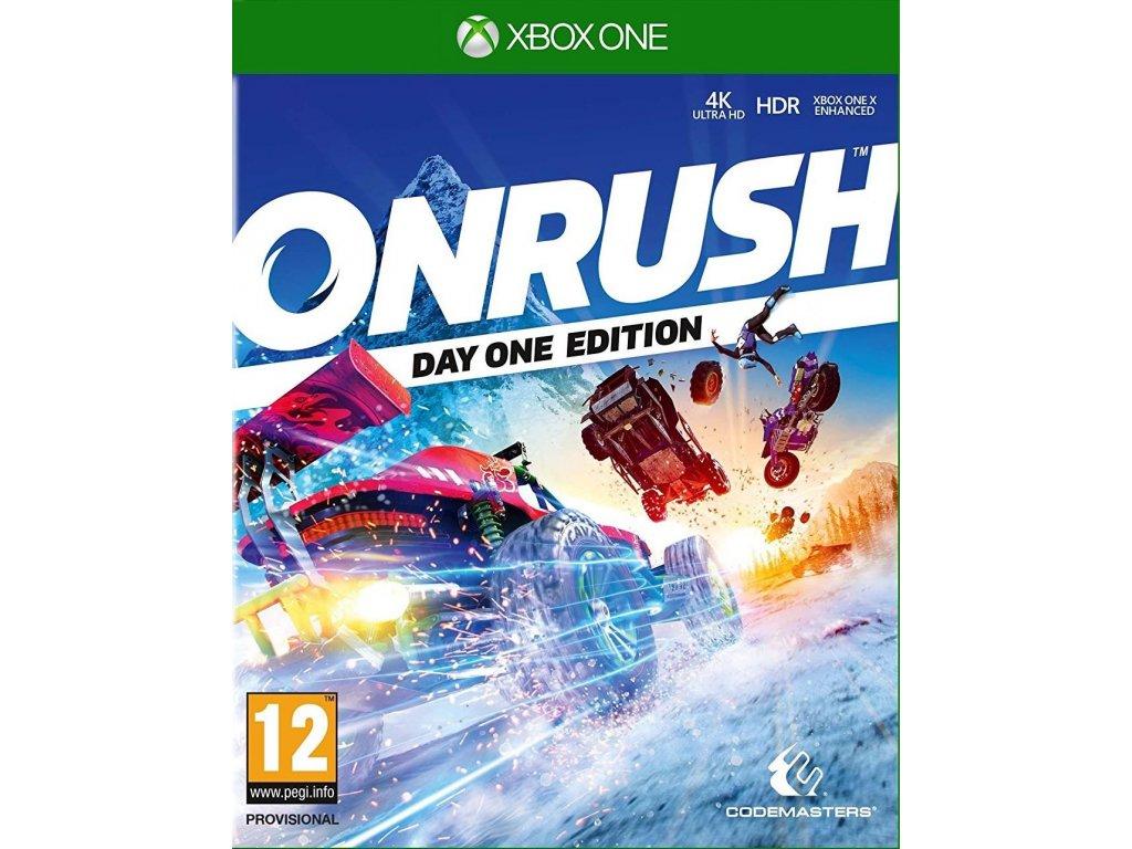XONE Onrush Day One Edition