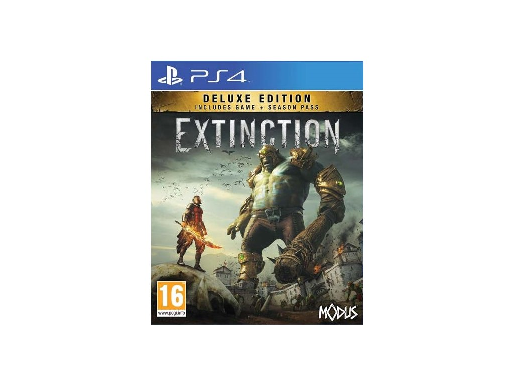 PS4 Extinction Deluxe Edition
