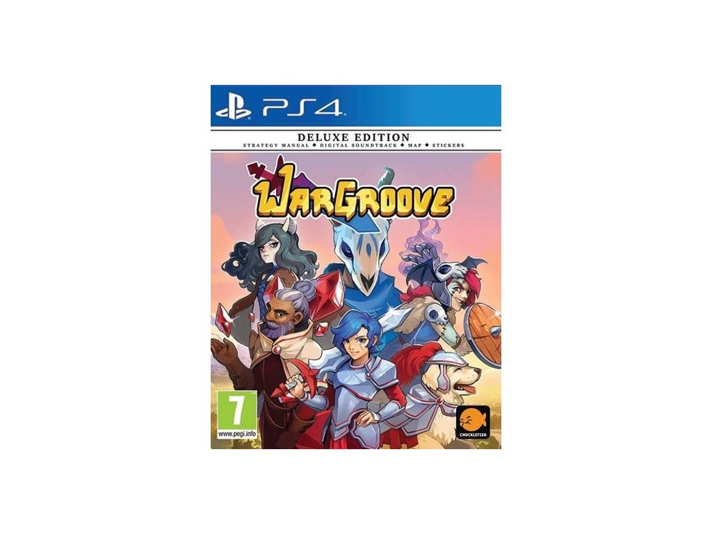 PS4 Wargroove Deluxe Edition