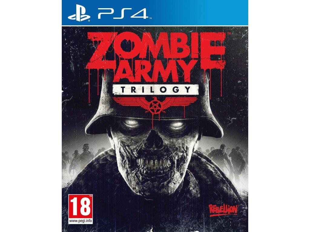 PS4 Zombie Army Trilogy