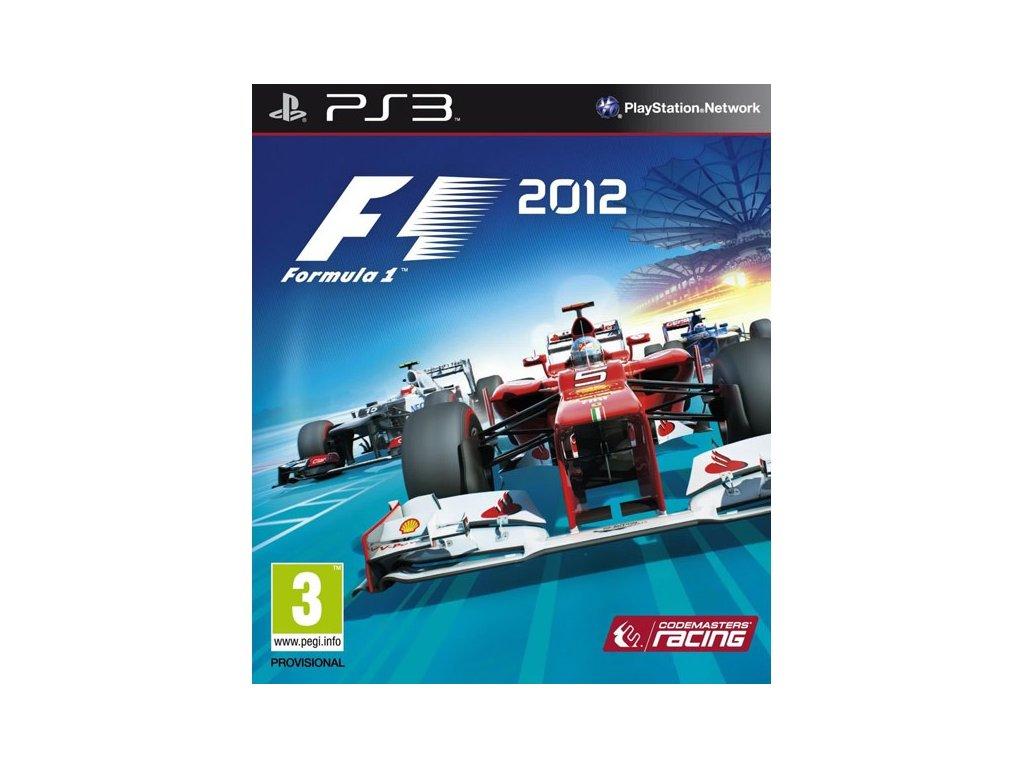 formula 1 2012 ps3
