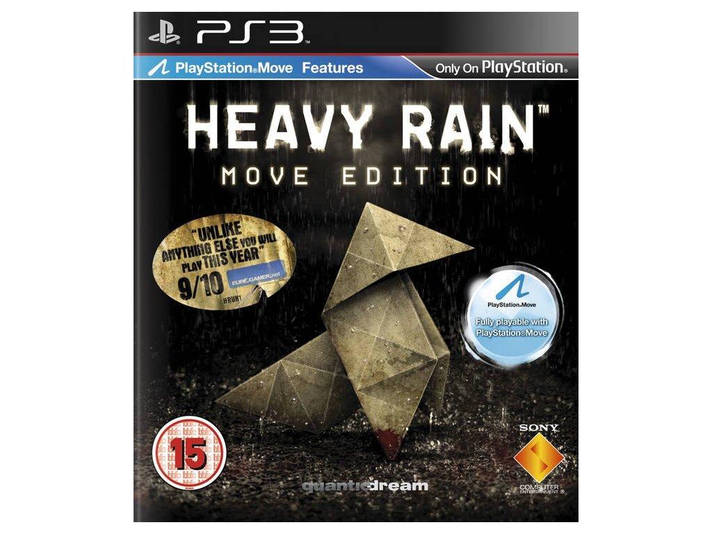 PS3 Heavy Rain Move Edition