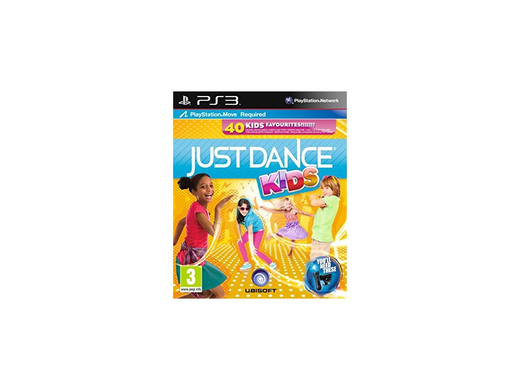 PS3 Just Dance Kids