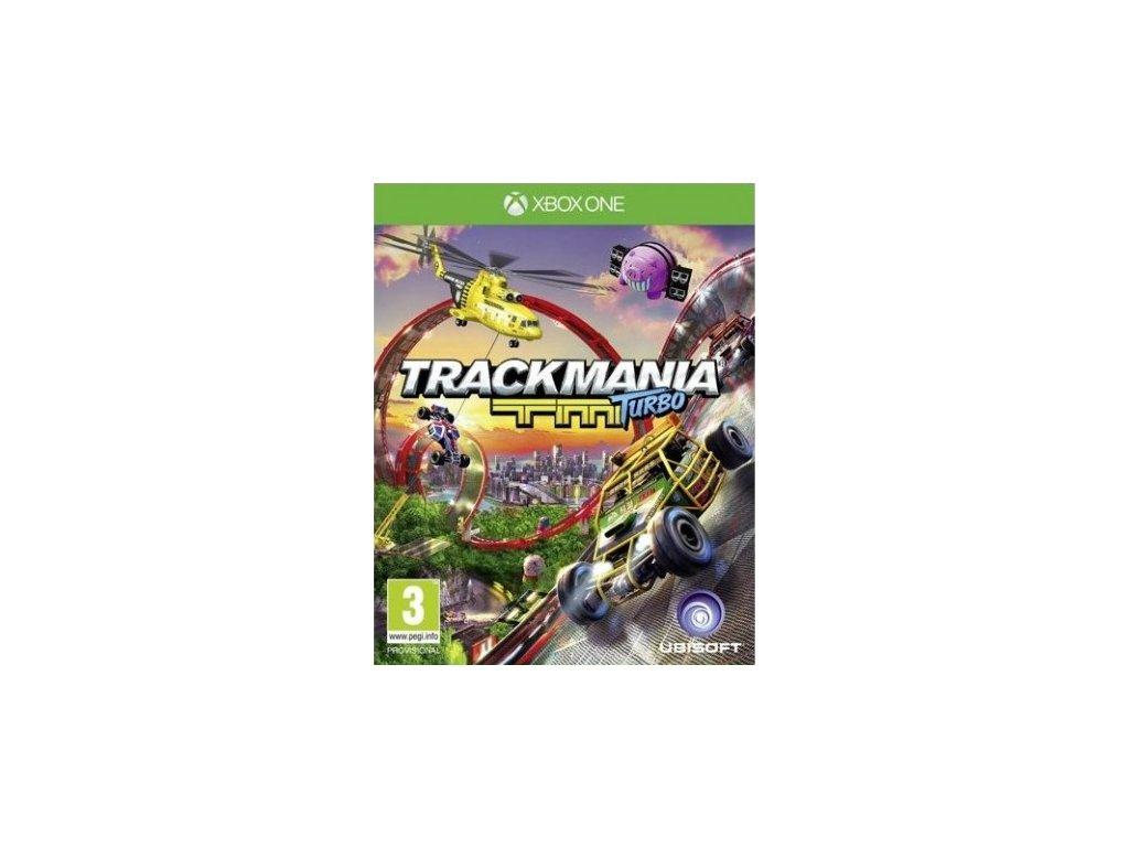 XONE Trackmania Turbo