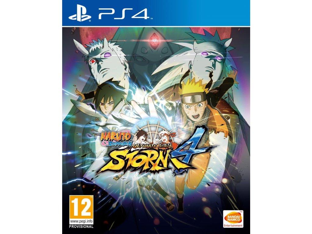 PS4 Naruto Shippuden Ultimate Ninja Storm 4