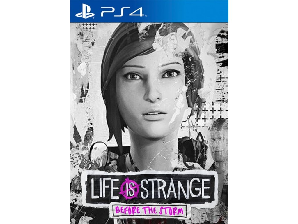 PS4 Life is Strange Before the Storm