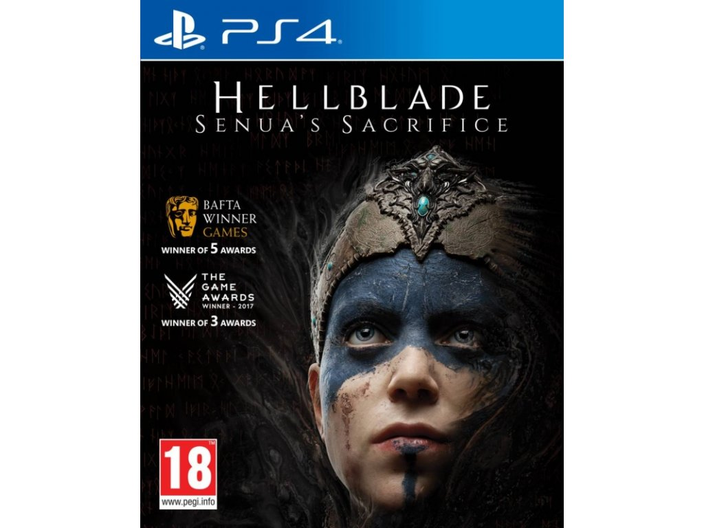 PS4 Hellblade Senuas Sacrifice
