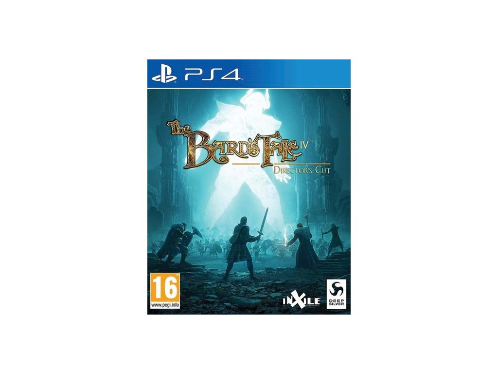 PS4 The Bards Tale 4 Directors Cut Day One Edition