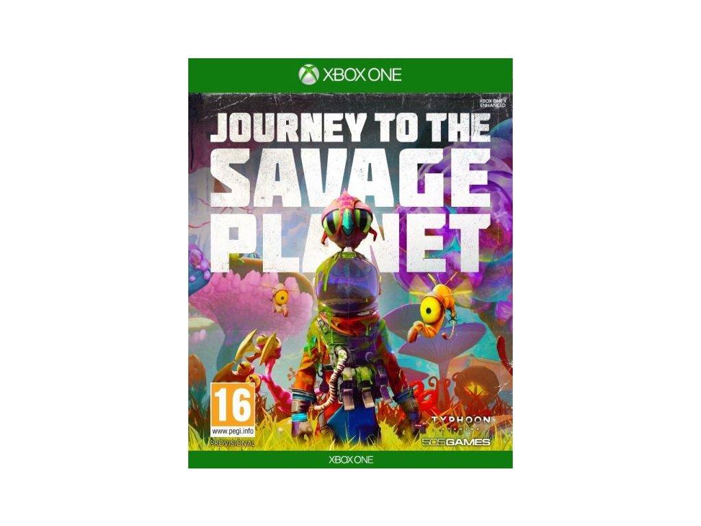 XONE Journey to the Savage Planet