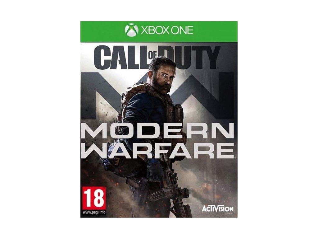 XONE Call of Duty Modern Warfare