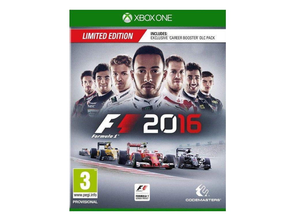 XONE F1 2016 Limited Edition