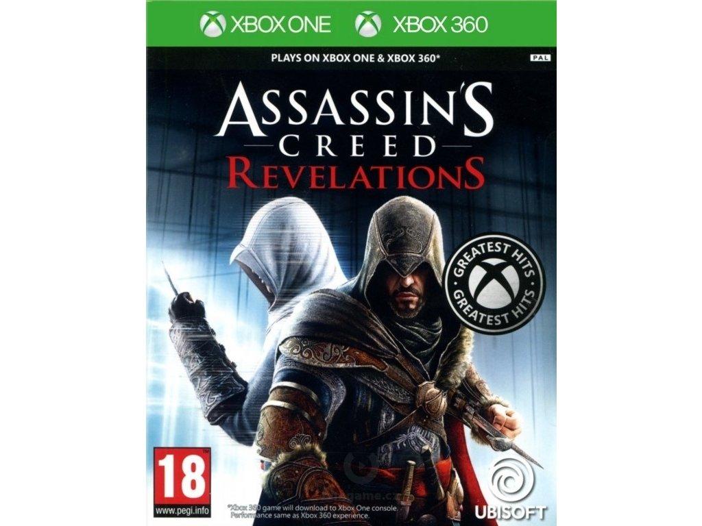 XONE/X360 Assassins Creed Revelations