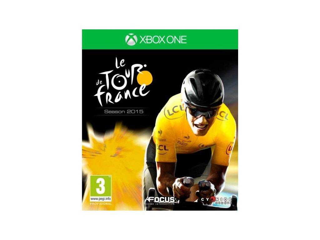 XONE Le Tour de France 2015