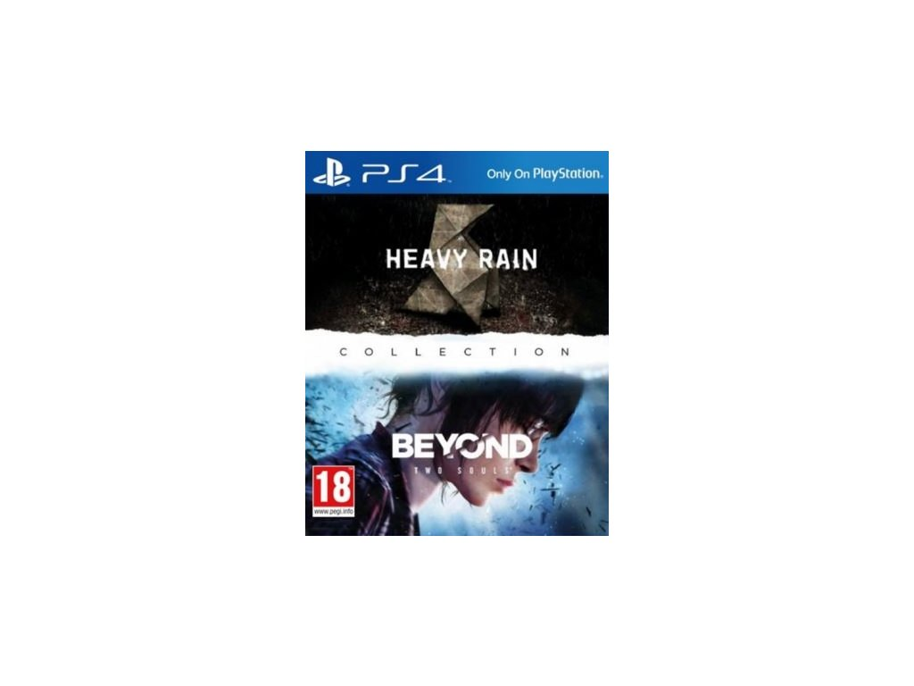 PS4 The Heavy Rain and Beyond Two Souls Collection Nové