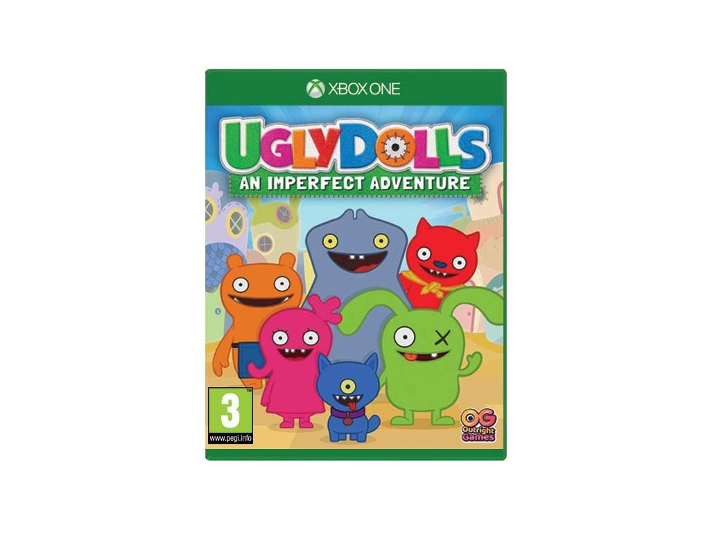 XONE Ugly Dolls An Imperfect Adventure