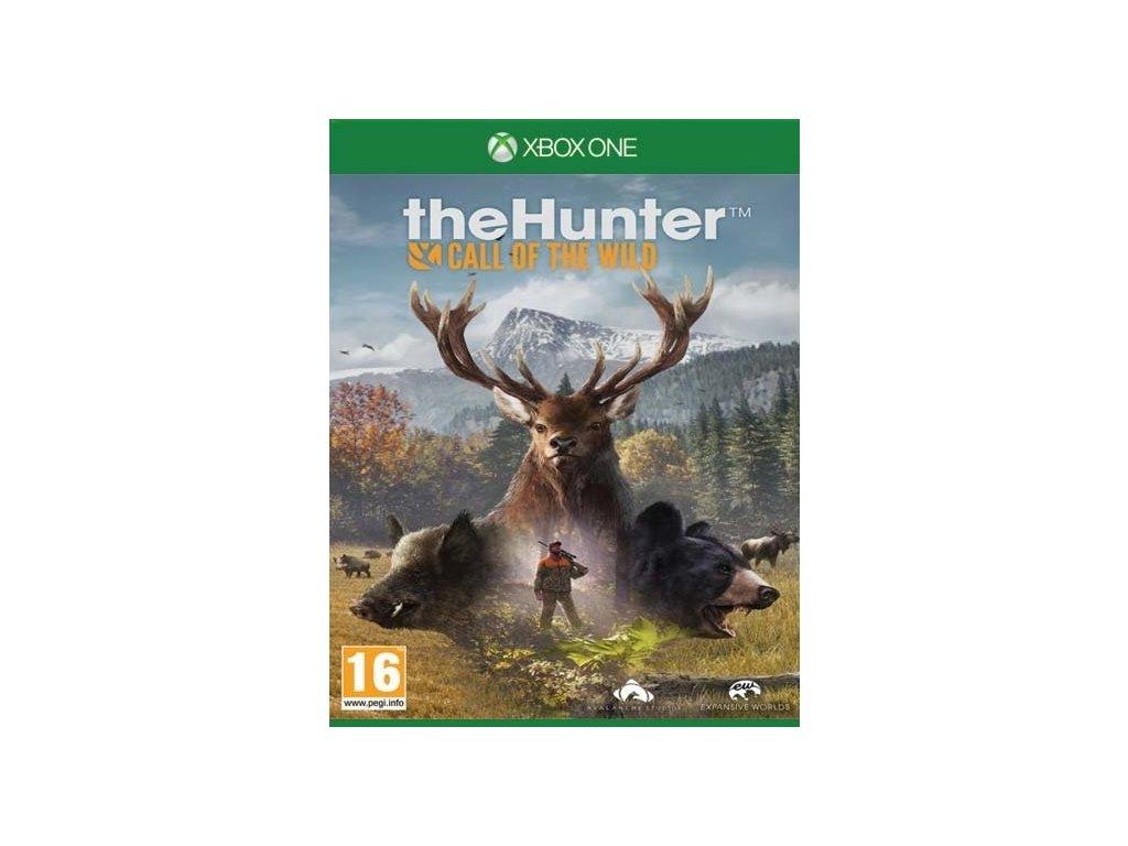 XONE The Hunter Call of the Wild
