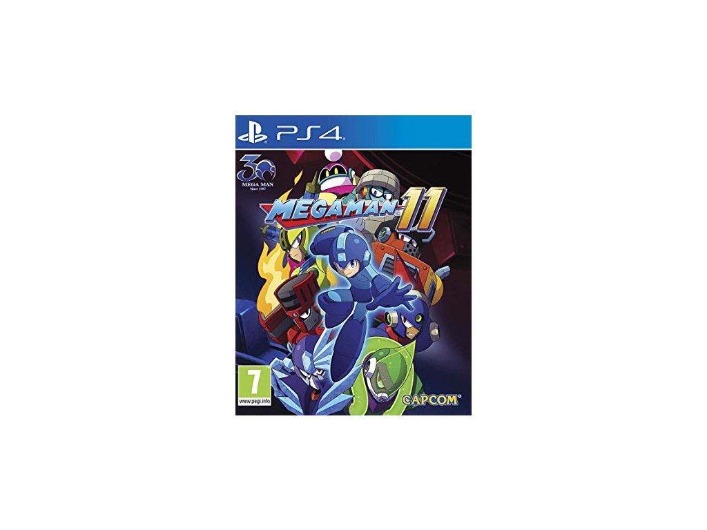PS4 Mega Man 11