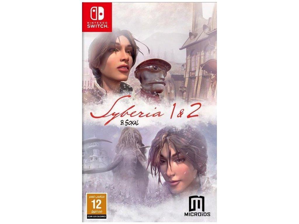Switch Syberia 1 + Syberia 2