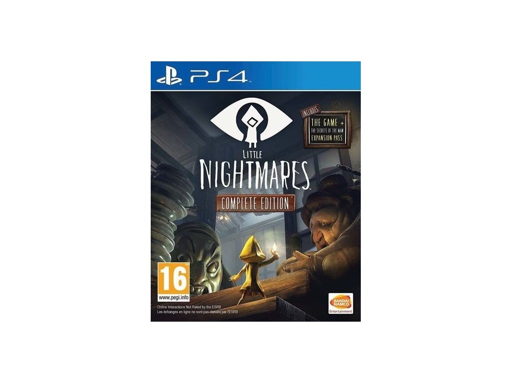 PS4 Little Nightmares Complete Edition