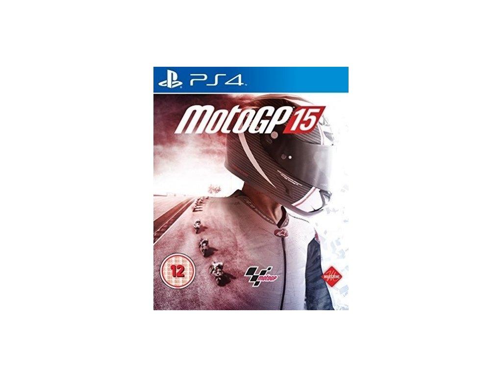 PS4 MotoGP 15